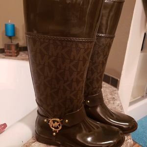 Michael Kors Boots (Rain Boots)